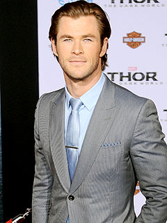 Chris Hemsworth Thor Premiere