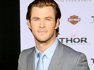 Chris Hemsworth: Fatherhood Makes Working Just for Fun