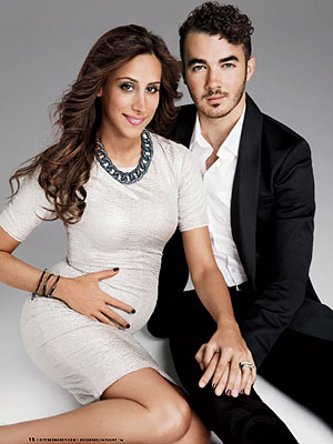 Danielle Jonas: How I Told Kevin I Was Pregnant