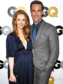 James and Kimberly Van Der Beek Welcome Daughter Annabel