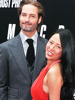 Josh Holloway Welcomes Son Hunter Lee