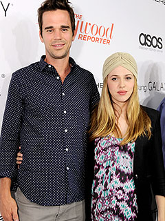 David Walton, Majandra Delfino Welcome Son Louis Augustus