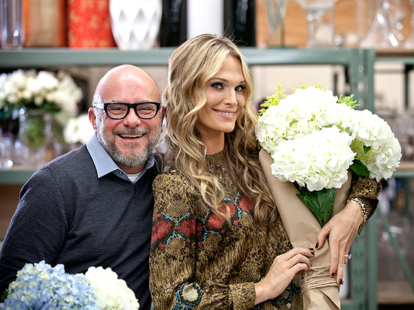 Molly Sims Teams Up with The Bouqs to Support Baby2Baby