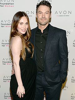 Brian Austin Green Megan Fox Welcome Second Son