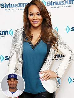 Evelyn Lozada Pregnant Baby's Father Carl Crawford