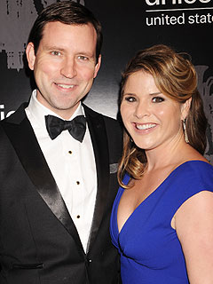 Jenna Bush Hager Unicef Snowflake Ball