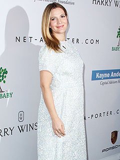 Drew Barrymore Expecting Second Daughter