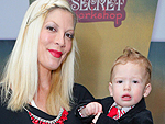 Tori Spelling: I'm Overprotective of Finn After My Difficult Pregnancy