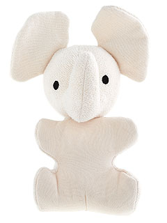 Crewcuts Foundling stuffed elephant