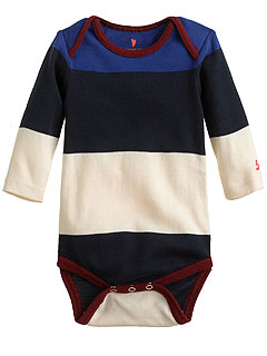 Crewcuts Striped One-Piece