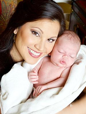 Victoria Recano Welcomes Son Sebastian Oscar
