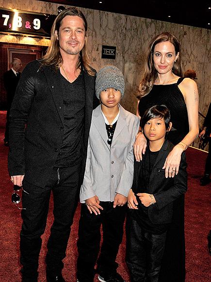MADDOX JOLIE-PITT photo | Angelina Jolie, Brad Pitt