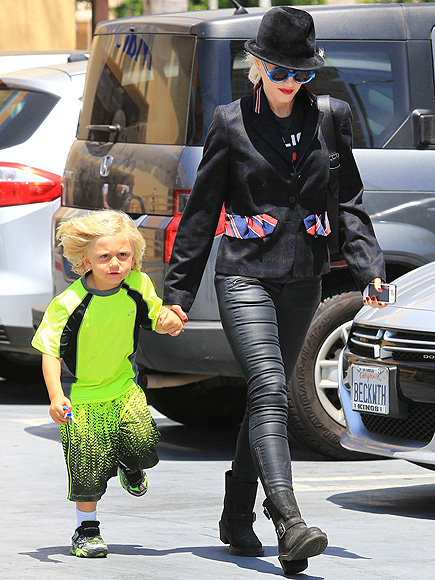 ZUMA ROSSDALE photo | Gwen Stefani