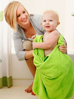 Great Ideas! 5 Ways to Keep Your Baby's Skin Soft This Winter