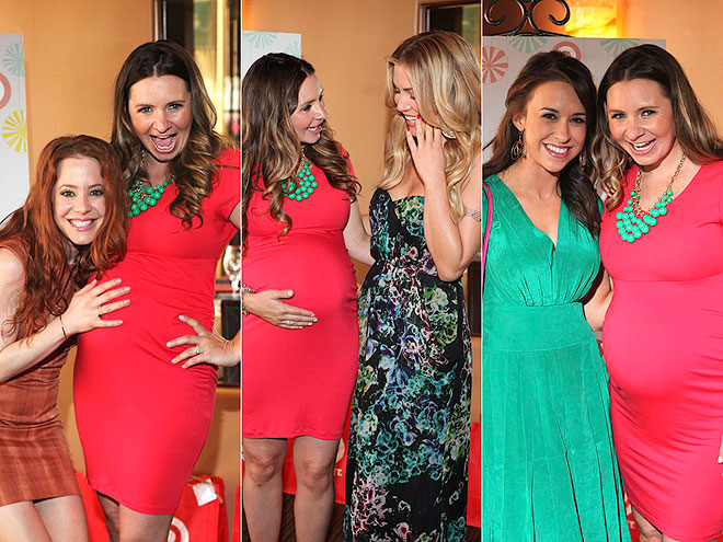 GAL PALS photo | Beverley Mitchell