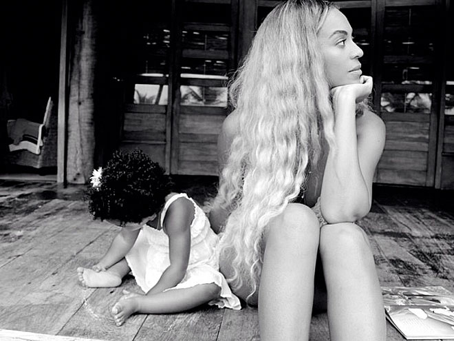 MOM & ME photo | Beyonce Knowles