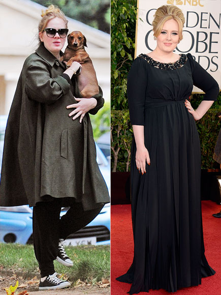Gallery For Adele Before And After