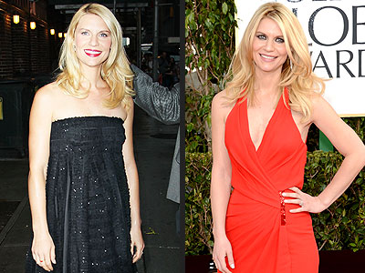 Body After Baby: Star Moms Who Bounced Right Back | Claire Danes