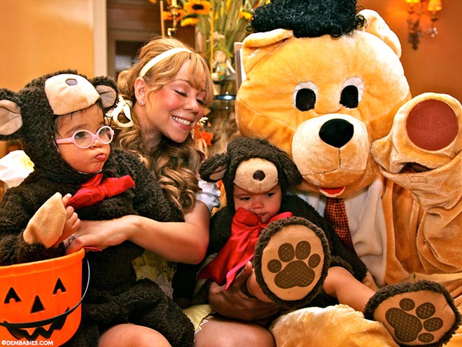 COSTUME PARTY photo | Mariah Carey