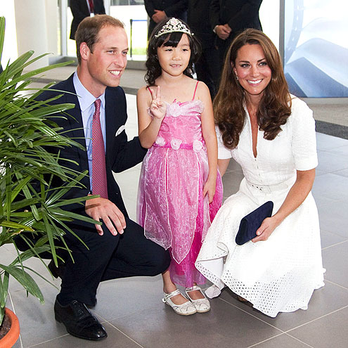 CROWNING GLORY photo | Kate Middleton, Prince William