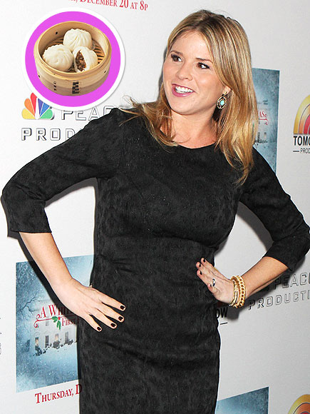 JENNA: DIM SUM photo | Jenna Bush