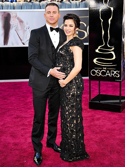 BABY MAKES THREE! photo | Channing Tatum, Jenna Dewan