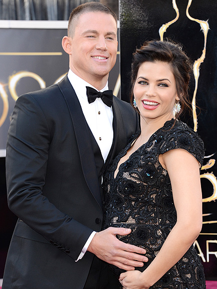CHANNING TATUM AND JENNA DEWAN-TATUM photo | Channing Tatum, Jenna Dewan