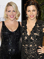 Jenna Dewan Tatum Busy Philipps Kim Kardashian Jessica Simpson Stars Who Are Pregnant