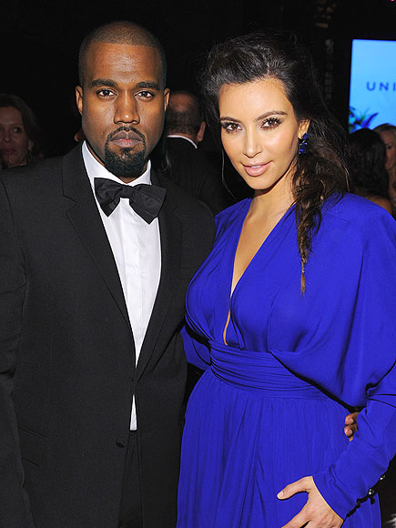 KIM KARDASHIAN & KANYE WEST photo | Kanye West, Kim Kardashian