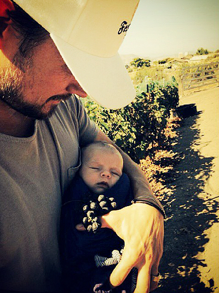 DADDY & ME photo | Josh Duhamel