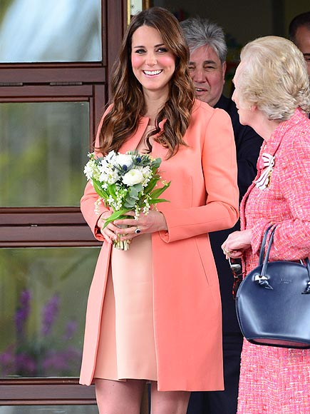 PRETTY IN PINK photo | Kate Middleton