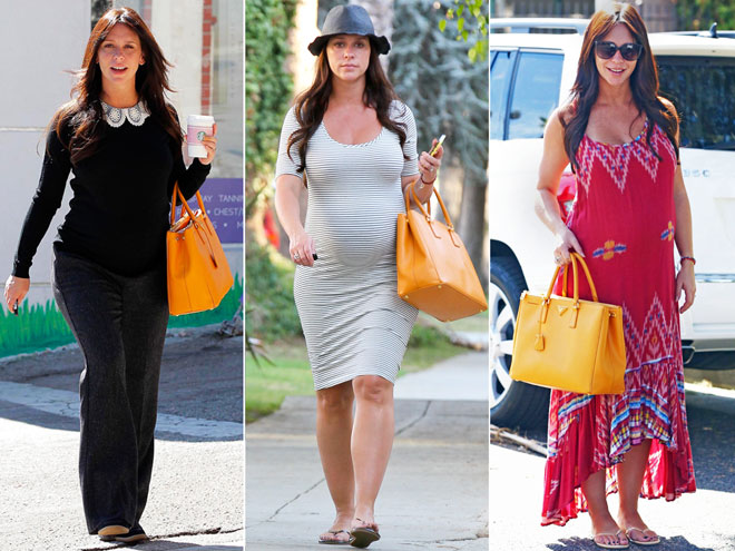 COLORFUL CARRY-ALL photo | Jennifer Love Hewitt
