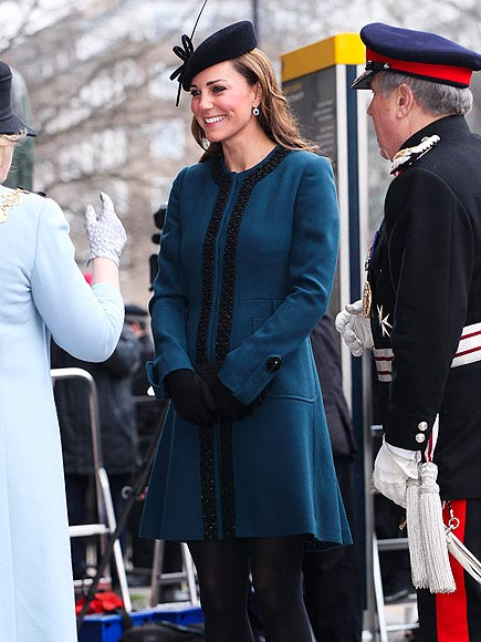 HAT TRICK photo | Kate Middleton