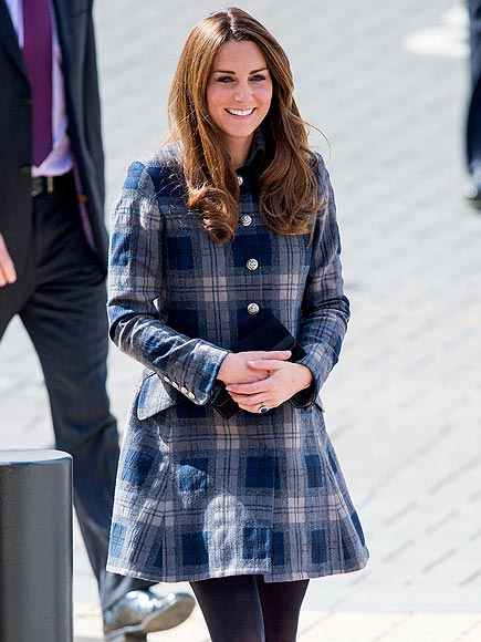 BUTTONED UP photo | Kate Middleton