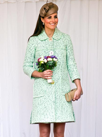 Duchess Kate&#39;s Royally Chic Bump | Kate Middleton