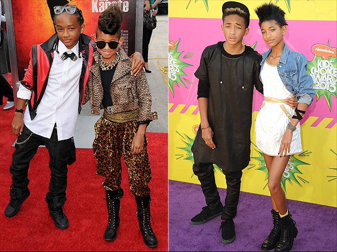 JADEN & WILLOW SMITH photo | Jaden Smith, Willow Smith