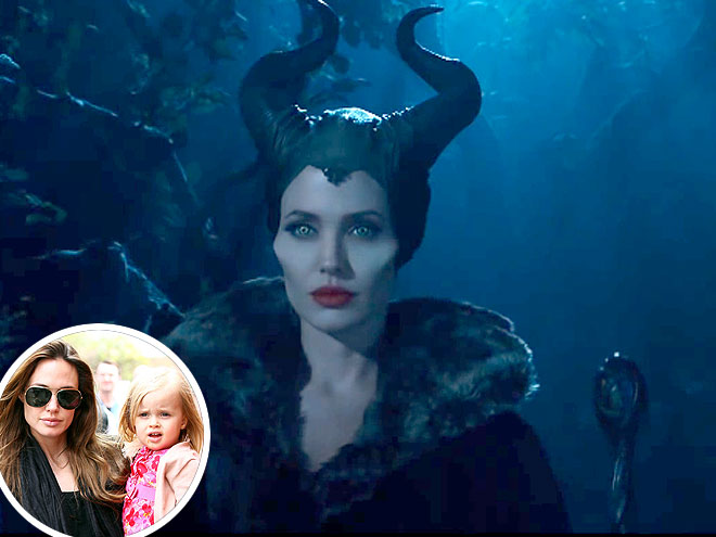 VIVIENNE JOLIE-PITT: MALEFICENT photo | Angelina Jolie