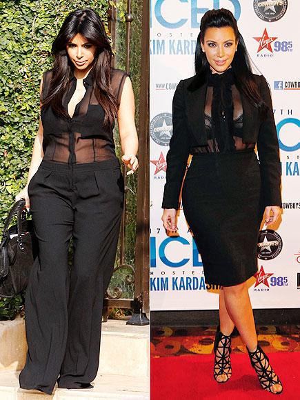 SHEER TOPS photo | Kim Kardashian