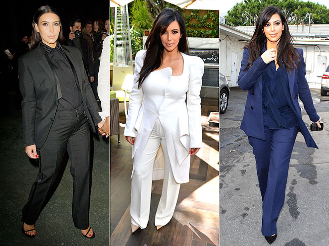 MONOCHROMATIC photo | Kim Kardashian