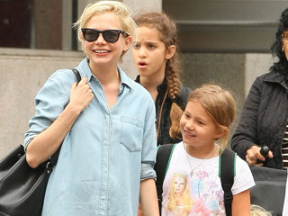 Matilda Ledger Pays Homage to Mom Michelle Williams with Cute Tee
