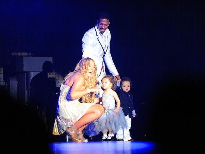 FAMILY BUSINESS photo   Mariah Carey, Nick Cannon