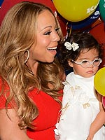 Mariah Carey Nick Cannon Monroe Moroccan Family Photos