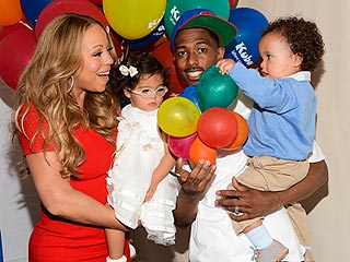 Mariah & Nick's Fun Family Photos