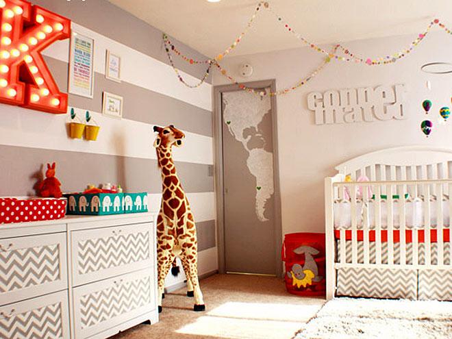 13 new nursery trends - photo #5