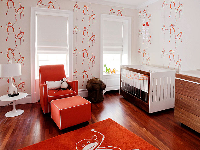 13 new nursery trends - photo #3