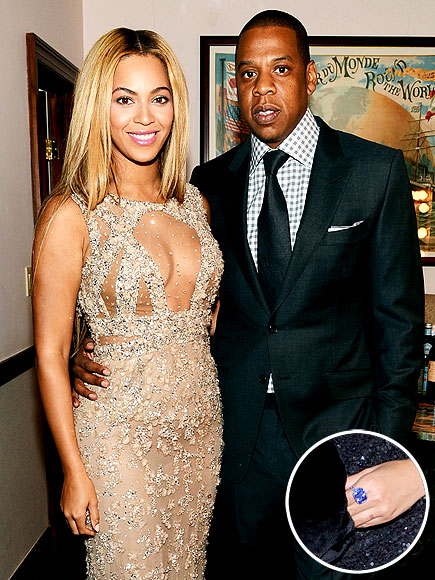 BEYONCÉ: BLUE DIAMOND photo | Beyonce Knowles, Jay-Z