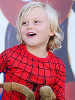 Zuma Rossdale Louis Bullock Honor Warren: Hollywood Kids in Superhero Costumes