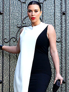 Kim Kardashian Jessica Simpson Kristen Bell Tricky Maternity Trends