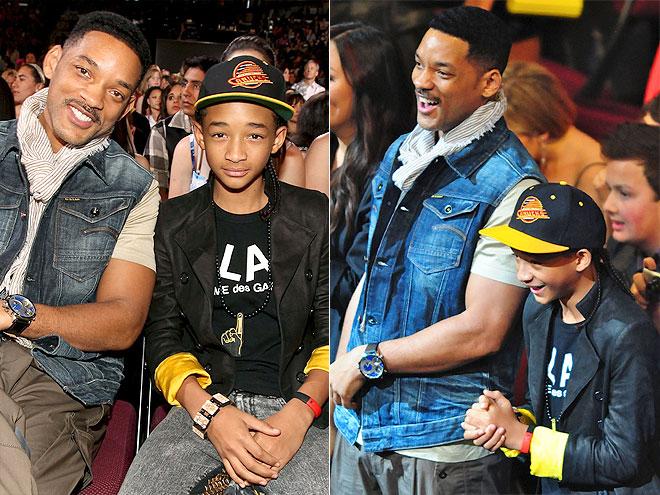 LIKE FATHER, LIKE SON photo | Jaden Smith, Will Smith