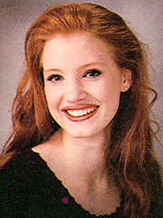 Jessica Chastain mother